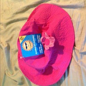 NWT toddler girl beach hat